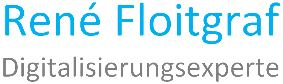 René Floitgraf - Digitalisierungsexperte